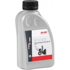 AL-KO Масло 5W30 для 4-тактных двигателей снегоуборщиков 0,6 л 112899