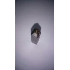Алмаз в оправе 0,05 карат
