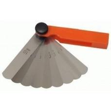 Набор щупов № 13 100 мм (0.05-1.0 мм), блистер, ТЕХМАШ Автодело 40397