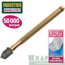 Стеклорез KRAFTOOL 1 реж элемент ресурс 50 000метров