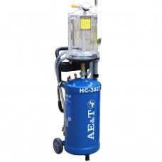 Установка для замены масла с колбой и предкамерой 8 щупов НС-3027