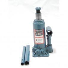 Домкрат бутылочный  3 т с клапаном (h min 180мм, h max 350мм,вес 3,2 кг) Forsage T90304