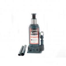 Домкрат бутылочный  8 т с клапаном (h min 210мм, h max 390мм) Forsage T90804