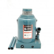 Домкрат бутылочный 50т с клапаном (h min 270мм, h max 435мм) Forsage T95004