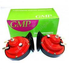 Сигнал звуковой GTR-99 RED электрический 85мм
