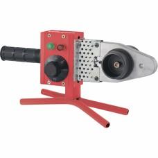 Аппарат для сварки ПП труб КW 800, 800 Вт, 300 °C, 20-25-32-40-50-63 мм, металл. кейс// KRONWERK 94214