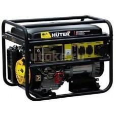 Генератор бензиновый Huter DY9500LX мощность 8 кВт