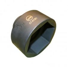 Головка для гайки роликового подшипника оси BPW 16 т CAR-TOOL CT-A1281