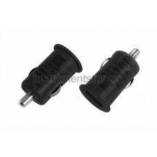 Автозарядка в прикуриватель USB (АЗУ) (5V, 1 000mA) черная REXANT 18-1920