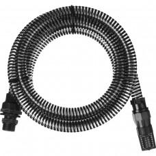 """GRINDA Шланг всасывающий, с фильтром и обратным клапаном, 1"""", 3,5м 429007-1-4"""
