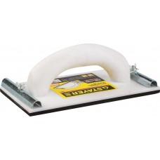 Терка STAYER для шлифования с металлическим фиксатором, 120x230мм 3569-12