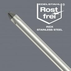 3800/4 Насадки для винтов со шлицем, нержавеющая сталь, 1.0 x 5.5 x 89 mm WERA WE-071080