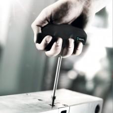489 R Поперечная ручка с патроном Rapidaptor, 1/4 дюйм x 45 mm WERA WE-013390