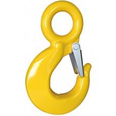 Крюк с проушиной чалочный 0,75 т (тип 320А)