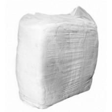 Ветошь(упаковка 10 кг)(Х/Б белый) (цена за 1кг)