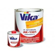 Акриловая эмаль Белая (0,85кг) АК-1301 9016 RAL 2K