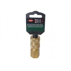 Быстроразъем RF-BSE1-2SF пневматический с клапаном, внутренняя резьба 1/4
