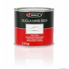 Мастика резинобитумная DUGLA MRB 3003 ЖЕСТЬ 3,0 кг D010103