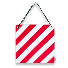 """Знак """"Крупногабаритный груз"""" (оксфорд 600, красный), Tplus T013747"""