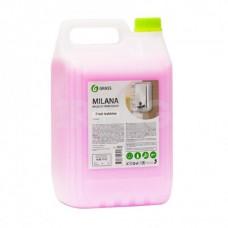 Мыло Жидкое крем-мыло Milana Fruit bubbles 5 кг 125318 Grass