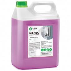 """Жидкое мыло """"Milana"""" черника в йогурте 5кг Grass 126305"""