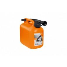 Канистра для бензина 5 л, оранжевая Stihl 0000-881-0200