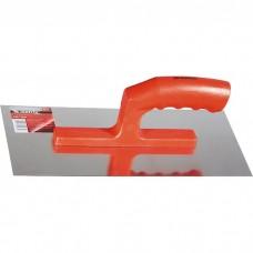 Гладилка из нерж. стали, 280 х 130 мм, зеркальная полировка, пластмас. ручка// Matrix 86776
