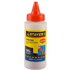 Краска STAYER для разметочной нити, красная, 115г 2-06401-2_z01
