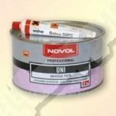 """Шпатлевка полиэфирная универсальная """"UNISOFT"""" NOVOL 1,0кг 1103"""