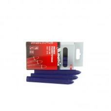Мелки разметочные восковые синие, 120мм, коробка 6шт.// Matrix 84819