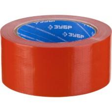 Армированная лента, ЗУБР Профессионал 12094-50-25, универсальная, влагостойкая, 48мм х 25м, красная 12094-50-25