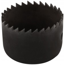Коронка по дереву(Пила круговая инструментальная сталь ) 54 мм 36782