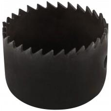 Коронка по дереву(Пила круговая инструментальная сталь ) 64 мм 36784