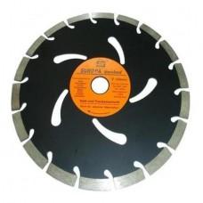 Диск алмазный 230*22. 23*10 широкий сегмент СТД-11800230