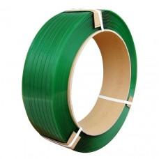 Лента ПЭТ 15,5*0,89*1250 (зеленая)