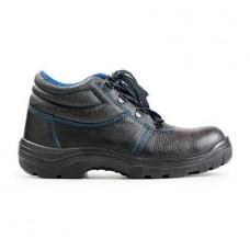 Ботинки кожаные ПУ (р-р 45)