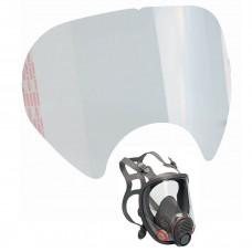 Защитная пленка 6885 к полно лицевой маски 3М 6800