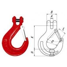 Крюк с вилочным соединением 10-Т8кл. , 3,15т