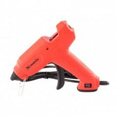 Клеевой пистолет, 11 мм, 30 (160) Вт, 18 г./мин., выключатель и индикатор напряжения // Matrix 93006