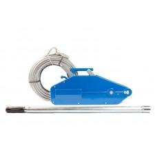 Лебедка рычажная тросовая TOR MTM 1600, 1.6т, L=20м