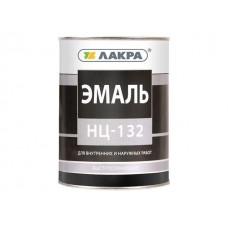 Эмаль НЦ-132 Лакра Черный 17кг