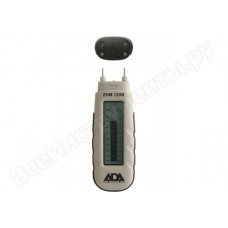 Измеритель влажности древесины контактный ADA ZHM125 В (измеритель, чехол, батарея)А00108