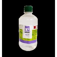 Ацетон (0.5) литр HOLEX ПЭТ HAS-7646