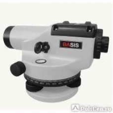 Нивелир оптический ADA Basis (нивелир, кейс, мелкий инструмент, нитяной отвес, инструкция)А00117