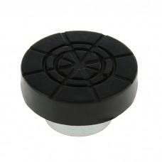 Адаптер для бутылочных домкратов с резиновой накладкой (диаметр штока 32мм)// Matrix 50909