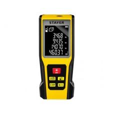 Дальномер лазерный, LDM-60 , дальность 60 м, 5 функций,  Professional Stayer 34957_z01