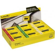 Набор колодок для ручного шлифования 80*50*20 P0 SFK 655 Klingspor 72129