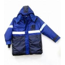 Куртка утепленная синий ц. (56-58/3-4)