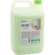 Жидкое крем-мыло Milana 5 кг Grass