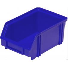 Ящик для склада 170*105*75 7968 5001 синий